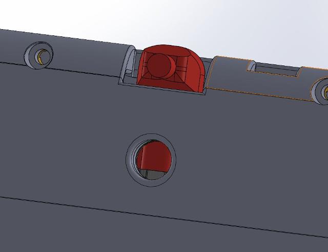 RJ45 wall intégration - DiskioPi