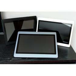 Desktop or tablet position