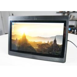 Diskio Pi couleur noire, position desktop