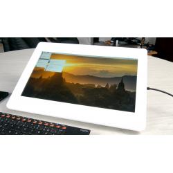 Diskio Pi without touchscreen (white)