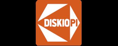 Diskio Pi - 3DCRAN